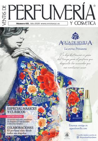 Ventas de Perfumería y Cosmética nº451