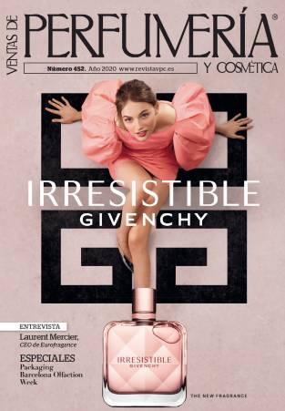Ventas de Perfumería y Cosmética nº452