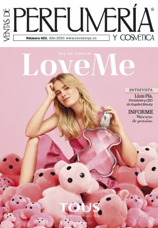Ventas de Perfumería y Cosmética nº453