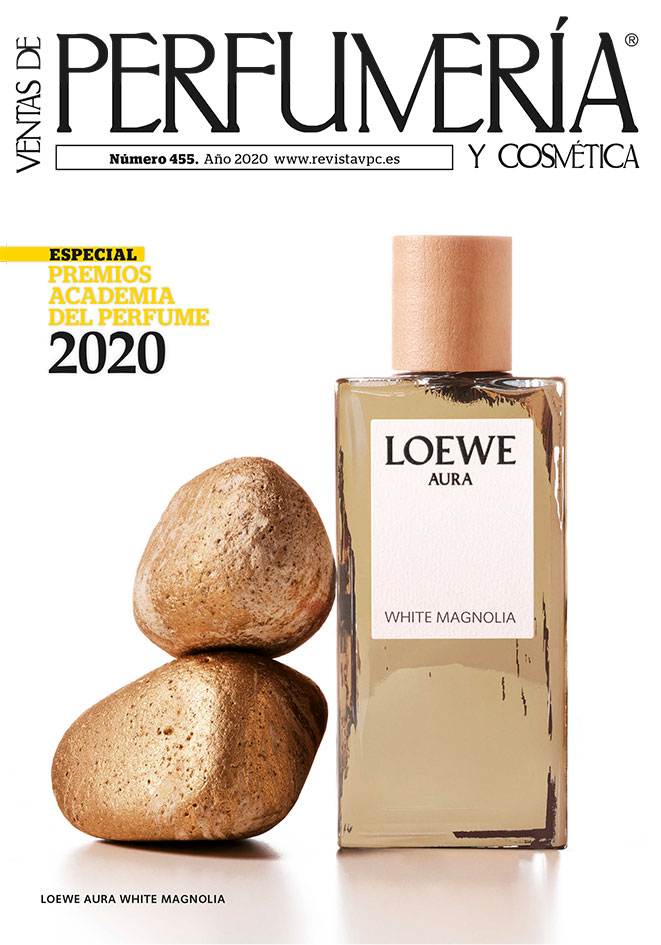 Ventas de Perfumería y Cosmética nº455 ESPECIAL Premios Academia del Perfume