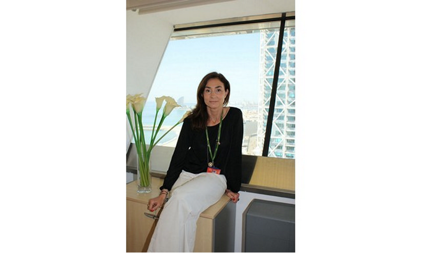 Paloma Perea, marketing manager Color de Coty Beauty