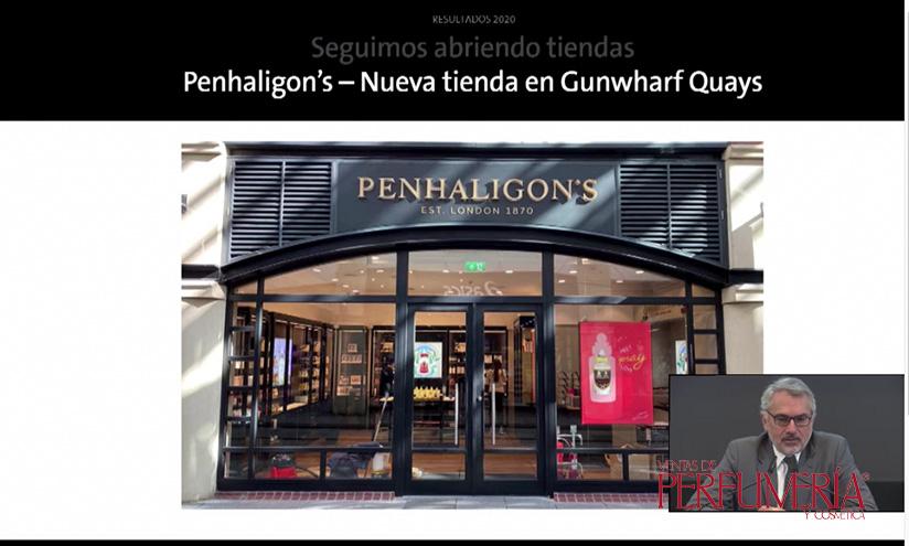 Nuevas aperturas de Penhaligon's