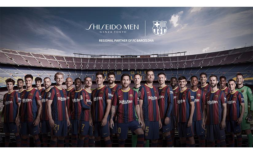 SHISEIDO MEN Y FCB